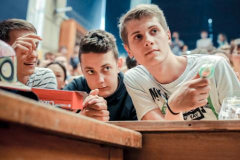 ФМШанс 2 семестр 2014-2015 учебный год