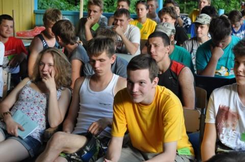 Летняя школа ТЮФ 2015
