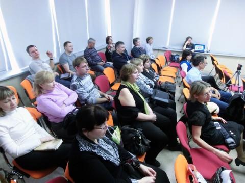 Весенний семинар тренеров ТЮФ – 2013