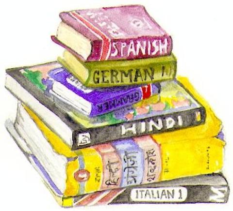 Языковая школа ТЮФ – 2014