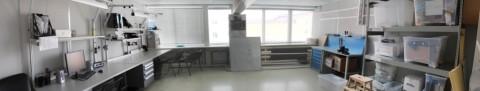 Дооборудование Полигона ТЮФ-2015