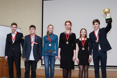 Сибирский ТЮФ – 2018