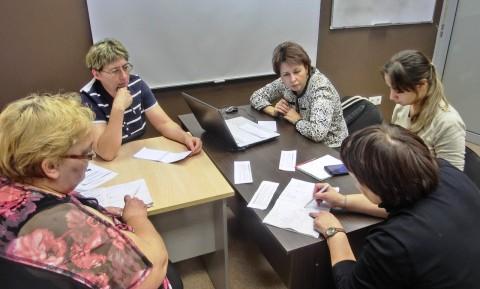 Осенний семинар тренеров ТЮФ – 2017